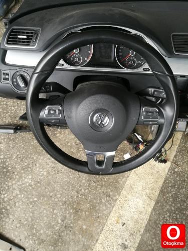 volkswagen passat cc direksiyon simidi orjinal çıkma - otoçıkma