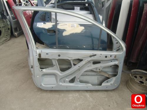 Peugeot 206 Sol ön Kapi Orjinal Tek Kapi Araç Için Türkiyenin Oto