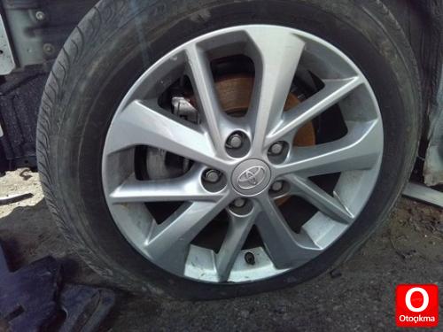 2015 Model Toyota Corolla Cikma Jant Adnan Turk Oto Da Turkiyenin