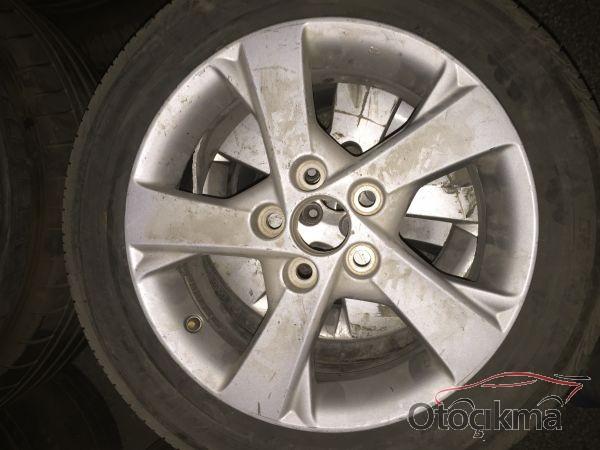 Toyota Corolla Celik Jant Cikma Yedek Parca Turkiyenin Oto Cikma
